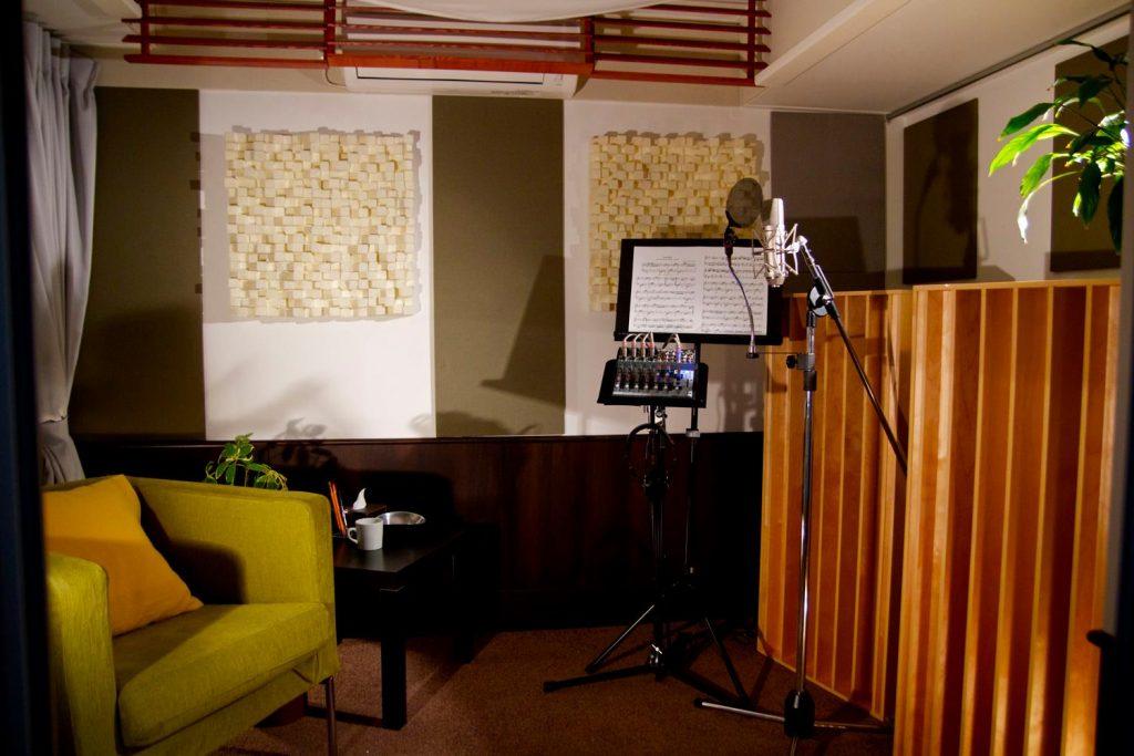 music residence