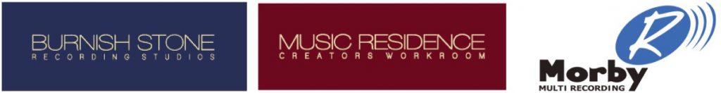 バーニッシュストーンレコーディングスタジオ、ミュージックレジデンス、ライブレコーディングのモービーR